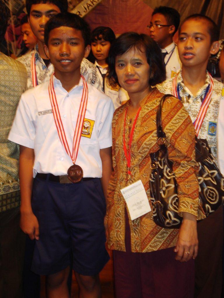 Juara Olimpiade Nasional