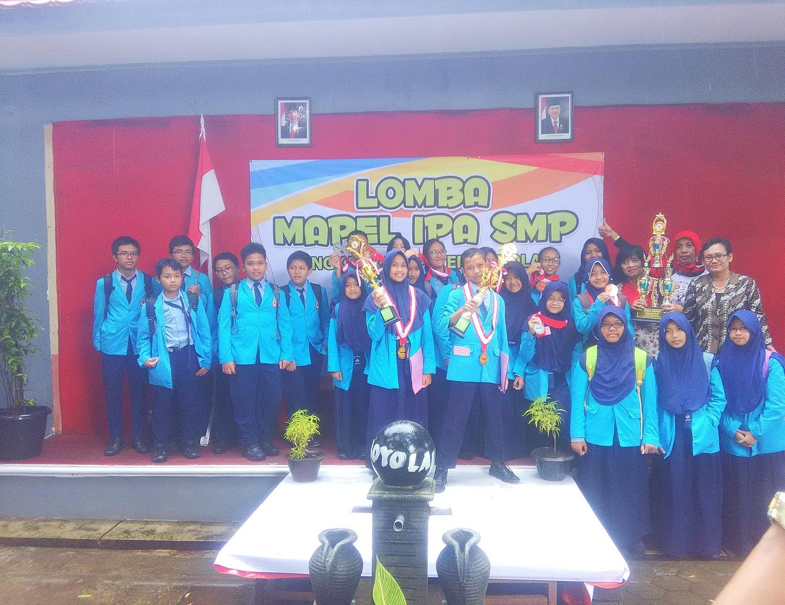 Tim OSN IPA SMP 1Boyolali